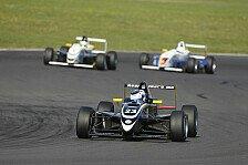 ADAC Formel Masters - Wehrlein verteidigt Tabellenf�hrung: Kristensen gewinnt auf dem Eurospeedway