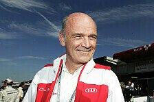 DTM - Ekstr�m mit beeindruckendem Regentanz: Ullrich freut sich �ber 60. Audi-Sieg