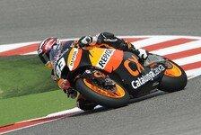 Moto2 - Bereit f�r den Titelkampf: Marquez nach drei Testtagen zufrieden