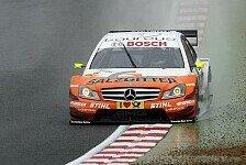 DTM - Der Speed war sehr gut: Schumacher und Green holten Punkte