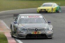 DTM - Unvergleichliche Erfolgsgeschichte: Die AMG Mercedes C-Klasse feiert ihren Abschied