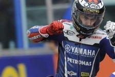 MotoGP - Die Top-3 aus Misano
