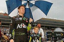 NASCAR - Am Montag wird ebenfalls auf einen Start verzichtet: Atlanta-Rennen auf Dienstag verschoben