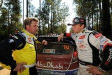 WRC - Petter Solberg startet mit historischem Boliden: Solberg-Br�der mit Comeback in Schweden
