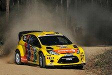 WRC - Es ist sehr gef�hrlich: Henning Solberg will aufs Podium