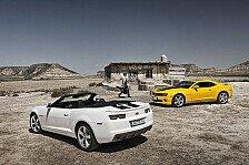 Auto - Concept Cars und ein neues Topmodell f�r Europa: Chevrolet auf der IAA 2011