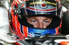Formel 1 - Wir wissen das und er wei� das auch: Whitmarsh: Button sitzt auch 2012 im McLaren