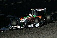 Formel 1 - Nicht im Cockpit, aber trotzdem da : Fabians Highlight 2011: Die Testfahrer