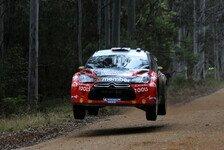 WRC - Besser als das Podest: Petter Solberg �bergl�cklich �ber Pace