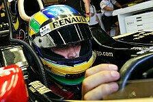 Formel 1 - Ein bisschen wie in Jugendzeiten: Bruno Senna