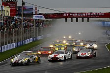 FIA GT1 WM - Viele Abfl�ge in Peking: Aston Martin dominiert in China