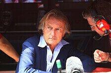 Formel 1 - Ich bin bei Ferrari: Montezemolo dementiert Regierungs-Berichte