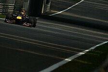 Formel 1 - KERS war keine Hilfe: Webber: Hoffentlich hilft DRS in Monza