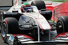 Formel 1 - Beeindruckender Rookie: S�nkes Highlight 2011: Sergio Perez