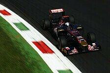 Formel 1 - Angriff am Limit: Buemi: Zu wenig Zeit mit den neuen Teilen