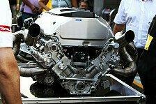 Formel 1 - Wie wird der Preisanstieg ausfallen?: Motorpreise 2014 sorgen f�r Kopfzerbrechen