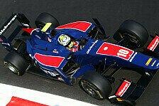 GP2 - Keine Chance f�r Ericsson: James Calado bejubelt ersten Sieg