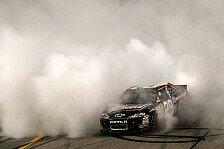 NASCAR - Wild Cards gehen an Keselowski und Hamlin: Kevin Harvick holt in Richmond vierten Saisonsieg
