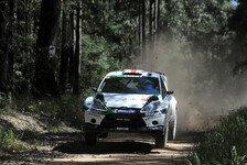 WRC - B�umchen wechsel dich : Wilson gl�cklich �ber Platz vier