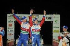 WRC - Teams bestimmten die Reihenfolge: Hirvonen gewinnt Rallye Australien