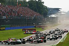 Formel 1 - Neue Fahrer, neue Strecken, neue Regeln: Die Neuerungen f�r 2012 im �berblick