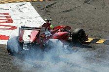 Formel 1 - Nur f�r manche Fahrer problematisch: Massa bereitet das Strafensystem keine Sorgen