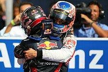 Formel 1 - Sieg bleibt Sieg: Button: Rennen weiterhin spannend