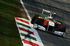 Formel 1 - Das ist nicht wirklich Nacht hier: Di Resta will Gelegenheit wahrnehmen