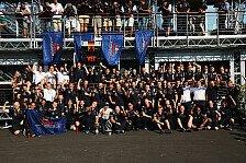 Formel 1 - Siegerkappen f�r die ganze Crew: Red Bull plant schon WM-Feier