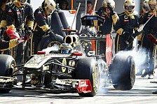Formel 1 - Aufr�sten in Enstone: Gr�nes Licht f�r Renault-Simulator