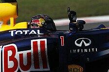 Formel 1 - Fehlerfrei & fantastisch: Sutil: Vettel soll den Sack zumachen