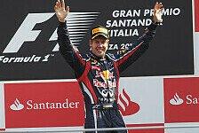 Formel 1 - Die Sache mit der Mathematik: Wie Vettel in Singapur Weltmeister wird