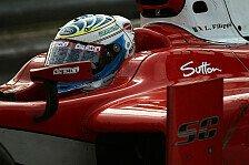 GP2 - Alexander Rossi f�r Caterham im Einsatz: Coloni: Jerez-Test als Italiener-F�rderung