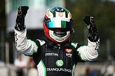 GP2 - Renneinsatz in Abu Dhabi: Felix da Costa startet f�r Ocean