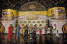 NASCAR - Wonderful Pistachios 400
