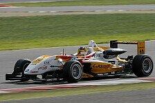 F3 Euro Series - Hoffnung auf vers�hnlichen Saisonabschluss: Abt: Streckenkenntnis durch Vorsaisontests