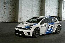 WRC - Einsatzbereiter Wagen: Polo R WRC auf IAA vorgestellt