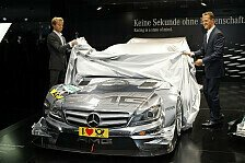 DTM - Formel-1-Flair: Video - Pr�sentation des DTM AMG Mercedes C-Coup�