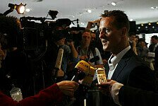 DTM - Spannende Saison: Video - Interview - Michael Schumacher