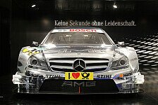 DTM - Erste Eindr�cke: Video - Interview - Gary Paffett