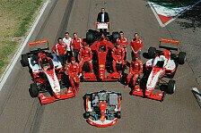 Formel 1 - Preis f�r den besten F3-Piloten: Ferrari: Test f�r Nachwuchschampion