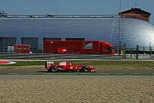Formel 1 - Unterst�tzung f�r Massa: Ferrari: Treffen in Maranello