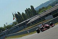 Formel 1 - Bilder: Perez & Bianchi in Maranello