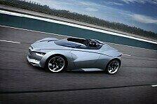 Auto - Zwei Konzeptfahrzeuge feiern Europremiere: Concept Cars Chevrolet Miray und Colorado Rally