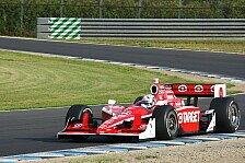 IndyCar - Dario Franchitti abgeschlagen: Dixon entscheidet Qualifying in Motegi f�r sich