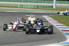 ADAC Formel Masters - �berraschungen auf dem Podium: Bernstorff h�lt Titelkampf offen