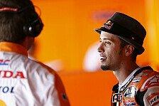 MotoGP: Dovizioso als Testfahrer zu HRC? Das sagt Stefan Bradl