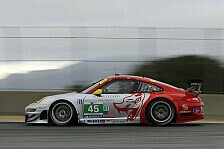 USCC - Schneller als Corvette: F�nfter Startplatz f�r schnellsten Porsche