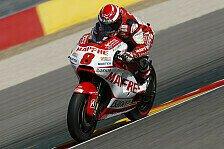 MotoGP - Mit halber Kraft das Beste geben: Barbera k�mpft noch mit Verletzungen