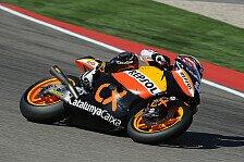 Moto2 - Marquez, Simon und Redding: Die Stimmen aus Reihe eins